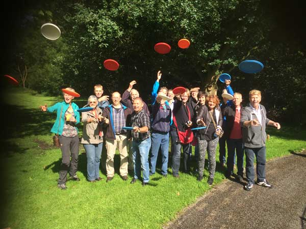Disc Golf arrangementen in Groningen