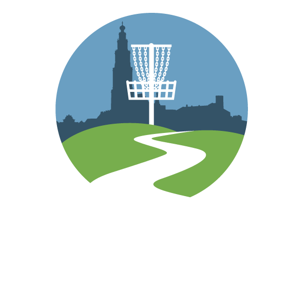 Logo Disc Golf Nederland