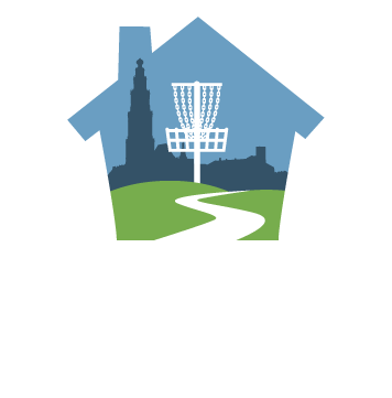 logo House of Disc Golf webshop